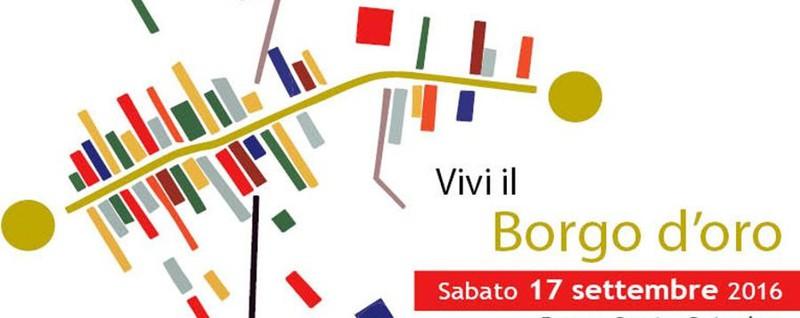 Sabato ultimo «Vivi il Borgo d'Oro» In Santa Caterina calcio e pallavolo