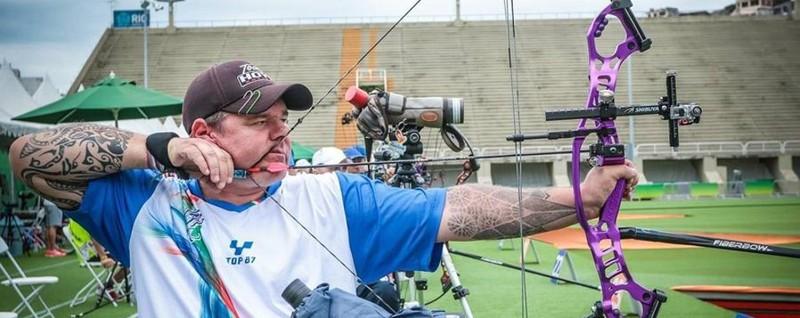 Paralimpiadi: un argento bergamasco Lo conquista Simonelli nel tiro con l'arco