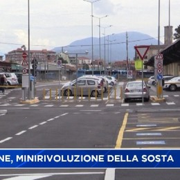 Bergamo. Stazione: minirivoluzione della sosta