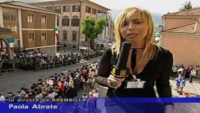 La visita di Ciampi a Brembilla