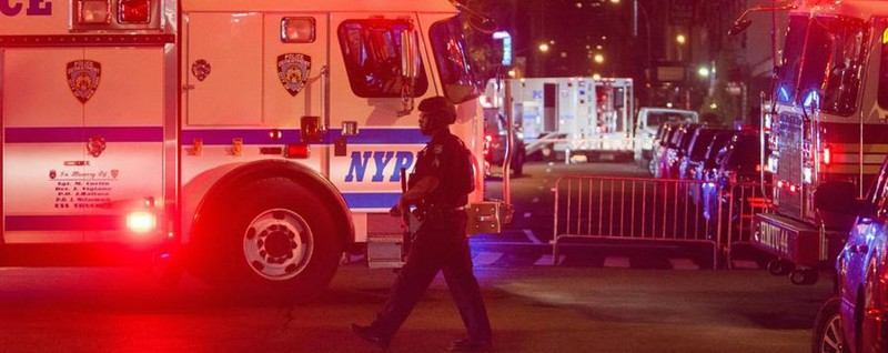 Esplosione a Manhattan - video 29 feriti, «non sappiamo se terrorismo»