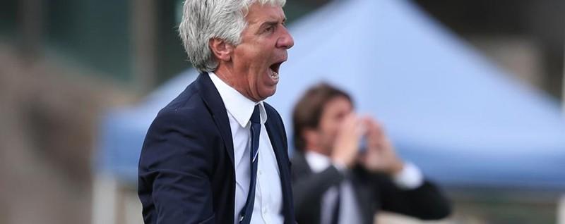 Gasperini: «In difficoltà all'inizio E sul 2-0 la partita è finita. Disastro? No»