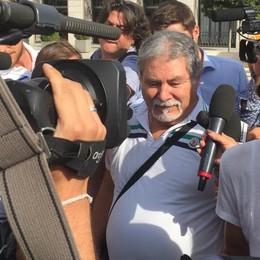 Delitto di Seriate, il marito in Procura Non risponde alle domande della pm