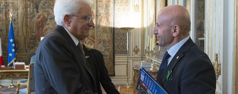 Sicurezza, infortuni e diritti dei lavoratori L'Anmil incontra il presidente Mattarella