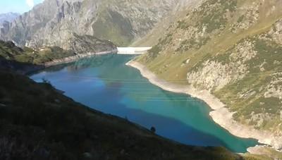 Il declino del ghiacciaio del Gleno