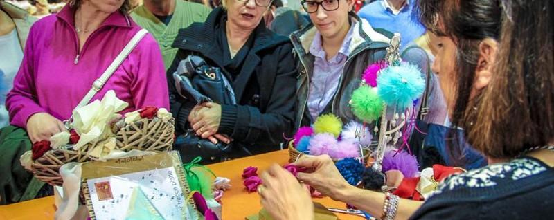 Dal 6 al 9 ottobre torna creattiva in fiera anche la for Fiera di bergamo 2016