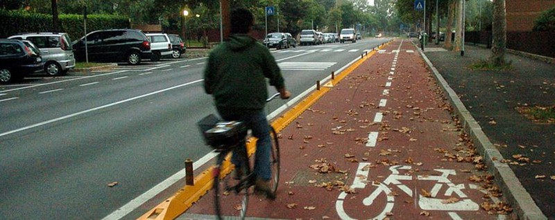 Una nuova segnaletica per le ciclabili Si parte dal tratto centro-Monterosso