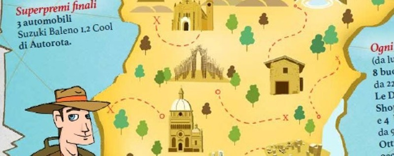 Natura, monumenti e buon cibo Il concorso de L'Eco: segnalateci i tesori
