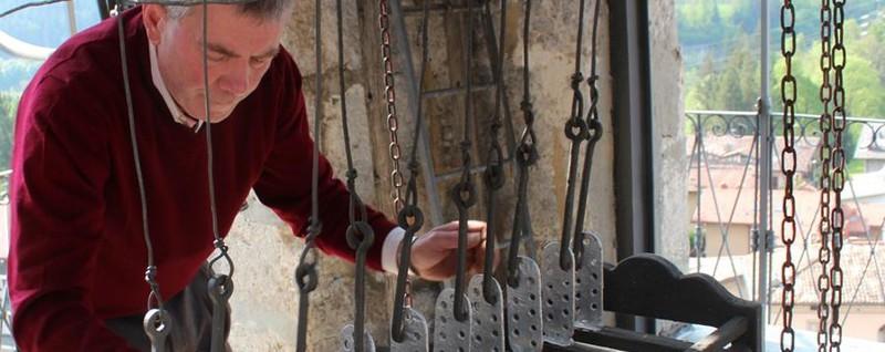 Addio al campanaro di Gandino Ha tramandato antiche suonate - Video