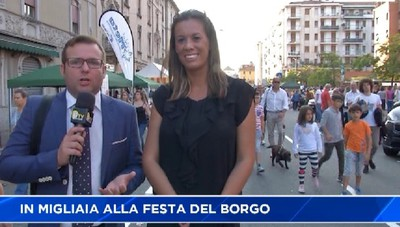 Bergamo, in migliaia alla festa di Borgo Palazzo