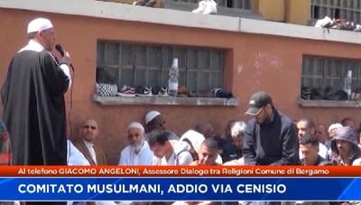 Comune di Bergamo: il Comitato Musulmani non torni in via Cenisio