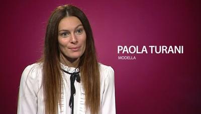 Paola Turani, in Rete impazza con Nadine  «Faccio la modella, ma i tacchi li odio»