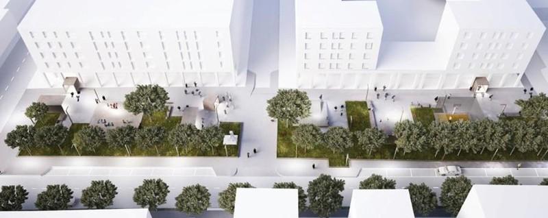 Piazza Carrara e Risorgimento, si cambia Tutti bocciati i progetti di piazzale Alpini