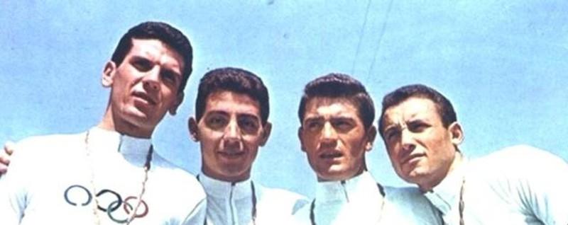 Addio a «Il Maestro», medaglia d'oro È morto il ciclista Giacomo Fornoni