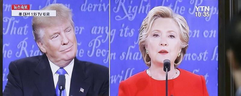 Verso il voto: Trump-Hillary, chi ha vinto? Secondo i sondaggi la Clinton (di poco)