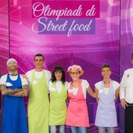 Street food, la polenta finisce sul podio «Grazie a tutti, io ho vinto lo stesso»