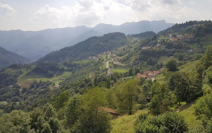 Weekend a Dossena con folclore e sapori