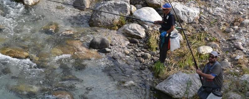 Pesca alla trota, sfida mondiale a Zogno In gara con gli azzurri 4 bergamaschi