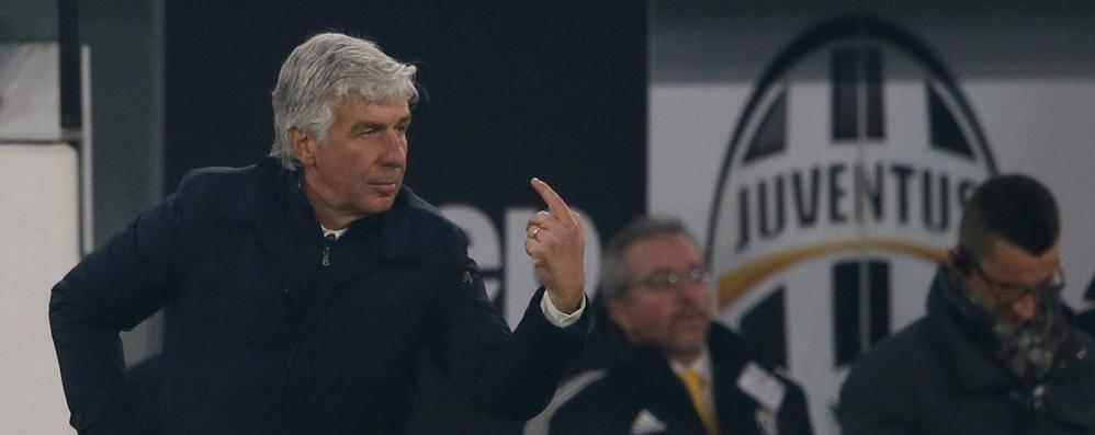 In Coppa allo Juventus Stadium L'Atalanta «due» cerca il colpaccio