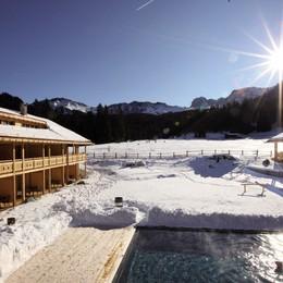Relax in Alpe di Siusi tra bioedilizia e cibo sano