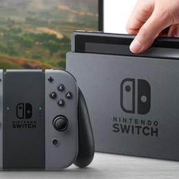 Arriva Nintendo Switch  tutto sulla nuova console
