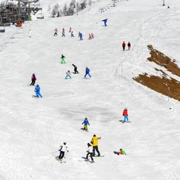 Come stare bene sugli sci Ecco l'educazione sulle piste