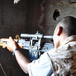Italia, lotta all'Isis Strada tracciata