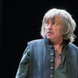 Paolo Rossi al Teatro Donizetti In scena  «Molière: la recita di Versailles»