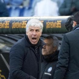 Insulti all'arbitro e poi l'espulsione Due giornate all'allenatore Gasperini