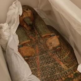 La tomba dello scriba torna a Bergamo Da aprile le visite - Ecco come