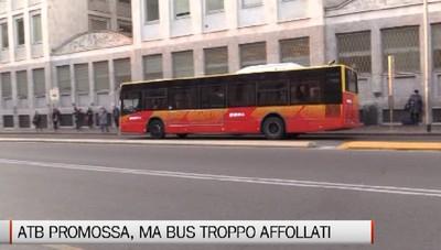Atb promossa col 7, ma bus troppo affollati