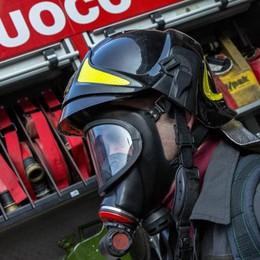 Antegnate, fuga di gas in una ditta Sul posto i Vigili del Fuoco