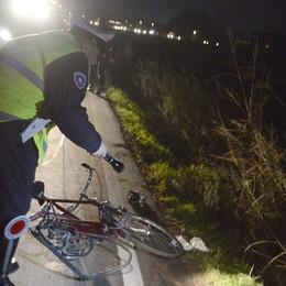 Bergamo, Seriate e Calusco Tre incidenti con ciclisti investiti