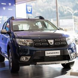 Dacia Sandero si rinnova  con la nuova gamma 2017