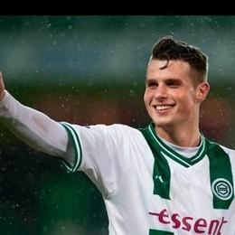 Ancora un giovane in arrivo all'Atalanta Dal Groningen arriva Hans Hateboer