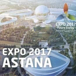 C'è un po' di made in Bergamo nell'Expo di Astana 2017