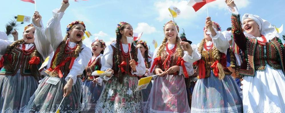 Corso di canti e balli folk
