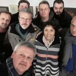 Il coro Idica si tinge di rosa Simona Visinoni presidente