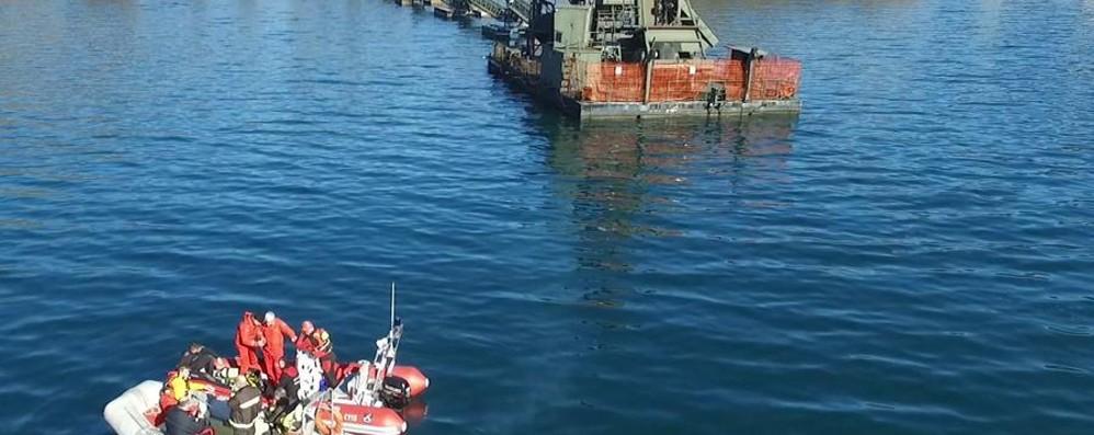 Ritrovato morto il pescatore scomparso Il corpo nel porto di Costa Volpino