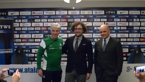 Il nuovo main sponsor Atalanta: TWS