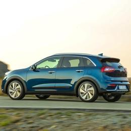 Kia Niro Hybrid proposta in 3 versioni