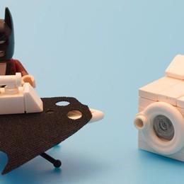 Lego, pronti per il film? - Foto/Video Una settimana prima ci si diverte così
