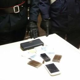Droga nascosta nel reggiseno Arrestata 43enne nella Bassa