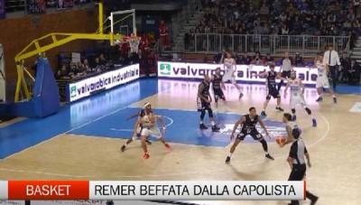 Basket, Remer Treviglio - Angelico Biella 80-84
