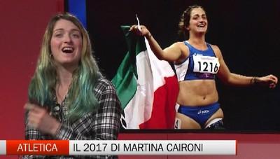 2017, i programmi di Martina Caironi