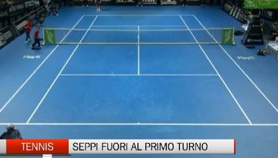 Internazionali di Bergamo: Seppi ko al porimo turno