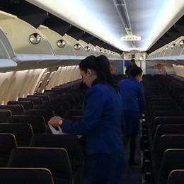 Ryanair, 15 anni fa il primo volo a Orio Via Dublino e Londra si arriva a New York