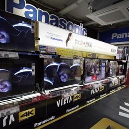 Panasonic ai 100 mila lavoratori: «Lavorate meno e fate le vacanze»