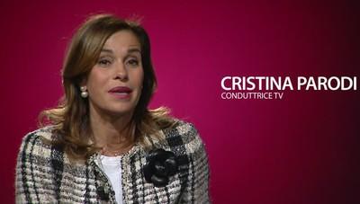 Cristina Parodi e la sua Bergamo  «Il primo amore? San Vigilio»