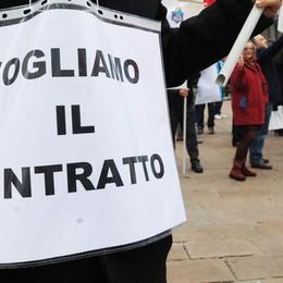 Bergamo, allarme lavoro precario Almeno 4000 la partite Iva «strane»